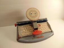 vintage Marx tin Dial Typewriter toy