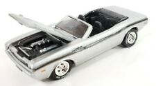 1971 71 DODGE CHALLENGER CONVERTIBLE INDY 500 PACE 1/64 SCALE DIECAST MODEL CAR