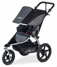 BOB 2016 Revolution Flex Jogging Stroller - Black - New! Free Shipping! U611856