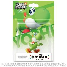 NIntendo 3DS Wii Amiibo Yoshi Super Smash Brothers series Game Accessory JAPAN