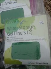 Brand New Water Storage Gel Liners