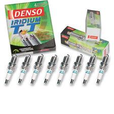 8 pc Denso Iridium TT Spark Plugs for Audi A6 Quattro 4.2L V8 2000-2011 Tune vx