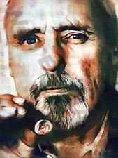 DENNIS HOPPER EASY RIDER APOLCOLYPSE NOW ART PRINT POSTER OIL PAINTING LFF0037