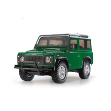 Tamiya 58657 Land Rover Defender 90 - CC01 w/ESC Radio Control 1:10 Scale Kit