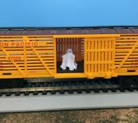 """GHOST Figure - HO Scale 1:87 """"The Ghost of Boxcar Willie"""" - Halloween NEW Design"""