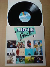 MOVIE GREATS - ORIGINAL MOTION PICTURE SOUNDTRACKS