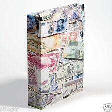 Leuchtturm Banknotenalbum,mit 100 fest Hüllen für 300 Banknoten. - 309759