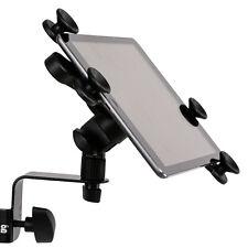 New Music Microphone Stand Mount Holder for iPad Mini iPad 2 iPad 3 & iPad 4