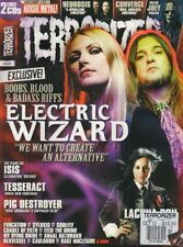 Terrorizer October 2012 Electric Wizard Tesseract 020818DBE
