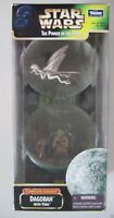 Dagobah with Yoda Star Wars Power of the Force Brand New