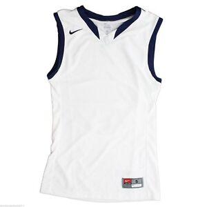 Nike Men's Team Enferno Basketball Jersey Sleeveless Tank Shirt 553390 Black