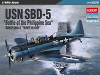 Academy 1/48 USN SBD-5 [ Battle Of The Philippine Sea ] Plastic Scale Model Kit