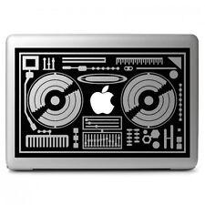 DJ Console Vinyl Sticker Skin Decal for Apple Macbook Air & Pro 13'' 15'' 17''