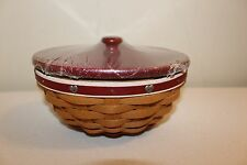 Longaberger Helping Heart Association Basket Set -  NEW
