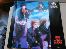 SINGLE THOMPSON TWINS - DON'T MESS WITH DOCTOR DREAM - ARISTA UK 1985 VG+