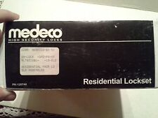 Medeco High Security Residential Lockset