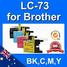 15x INK Cartridges for BROTHER LC-73 LC40 LC77 XL MFC J625DW J825DW J430W J432W