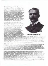 ~  FAMOUS DUPONT AIME - RARE  HISTORICAL COVERS / BELGIUM / LIEGE ~ DU 9