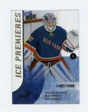 15/16 UPPER DECK ICE ROOKIE RC #130 MACKENZIE SKAPSKI /1999 RANGERS *48028
