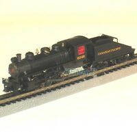 Bachmann N Scale STEAM LOCO USRA 0-6-0 SWITCHER & TENDER Canadian Pacific #50579