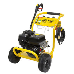 Stanley 5.5HP 2900PSI Petrol Pressure Washer (SXPW5551)