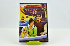 Westward Ho Childrens Animated DVD Video Movie A Storybook Classic 2005 Sealed