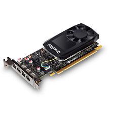 PNY NVIDIA Quadro P1000 4GB GDDR5 - Carte graphique VCQP1000-PB