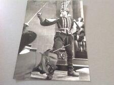 """JEAN MARAIS  - """"LE CAPITAN"""" PHOTO DE PRESSE 13x18cm"""