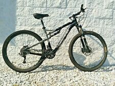 "Gary Fisher Hifi Deluxe Full Suspension 29er Mountain Bike 19"" 27 Speed w Fox"