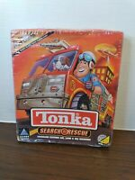 Vintage Tonka Search And Rescue CD-ROM PC Game! Hasbro Interactive! 90's!