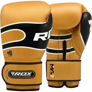 RDX S7 Bazooka Boxing Sparring Gloves with Hook & Loop 12oz