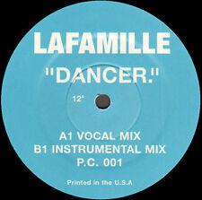 LA FAMILLE - Dancer - Playcard Uk - PC 001