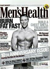 MENS HEALTH MAGAZINE - November 2005