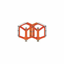 Spank Spike Flat DH Pedal, Orange