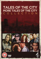 Tales of the City/More Tales of the City DVD (2013) Laura Linney cert 18
