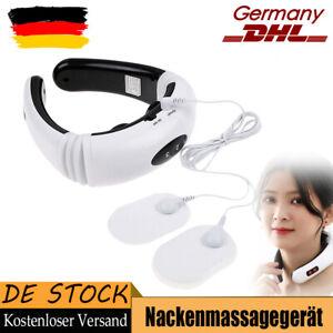 Nackenmassagegerät Elektromagnetisches Nackenmassagegerät Akupunkturmassage DE