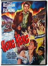 Hong Kong 1952 DVD Ronald Reagan: Inspiration for Indiana Jones!