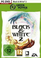 BLACK AND WHITE 2 * KOMPLETT DEUTSCH Green Pepper Neuwertig