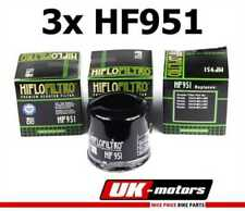 3x HIFLO Filtro Aceite HF951 Honda Fjs 600 D Ala de Plata