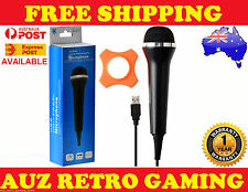 New SingStar Mic Microphone for PS4 Xbox One Wii U Sing Star