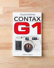 Contax G1 Book Stejskal, Leo, Gottfried, Horst   Buch   Manual Bible
