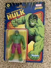 Marvel Legends Retro The Incredible Hulk by Kenner