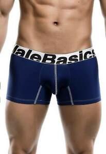 Malebasics Men's Microfiber Short Boxer MBM01N Men's Trunks