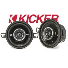 Kicker DSC 350 - 8,9cm Koax Lautsprecher Boxen Set PAAR 8cm Auto PKW KFZ