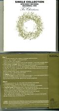 JAPAN PROMO 2 CD - EPIC/SONY XMAS 1995- GEORGE MICHAEL JACKSON CELINE DION OASIS