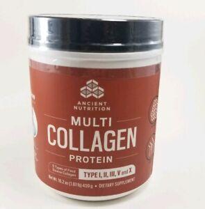 Dr. Axe Multi-Collagen Protein Powder 16 oz