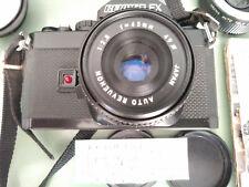 Appareil photo REVUEFLEX SC2 Reflex argentique 35 mm 24/36 Bon état.Fonctionne.