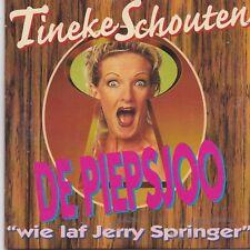 Tineke Schouten-De Piepsjoo cd single