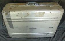 Halliburton Zero MCM Aluminum Suitcase-Combination Lock
