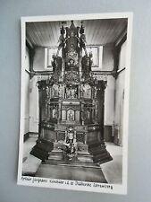 Ansichtskarte Arthur Junghans Kunstuhr i.d. ev. Stadtkirche Schramberg